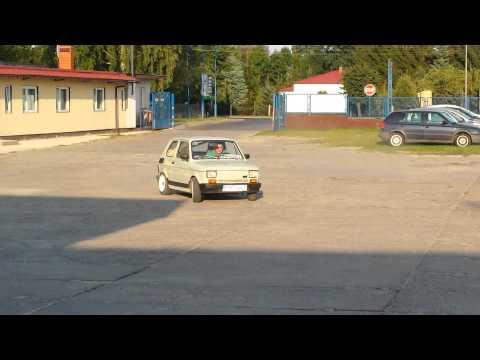 FIAT 126p 1.2 MPI BURNOUT