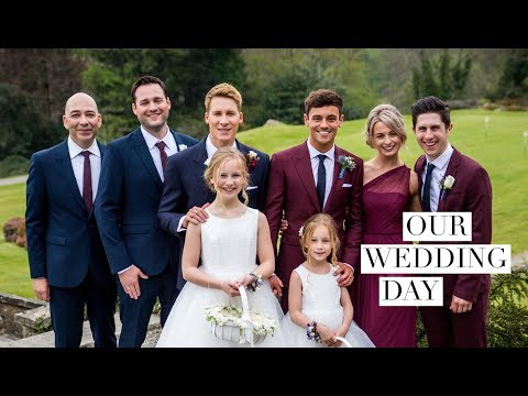 Xxx Mp4 Tom Daley And Dustin Lance Black S Wedding Video I Tom Daley 3gp Sex