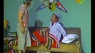 CHESPIRITO (1981) - El Chavo del 8 - despertando a Don Ramón