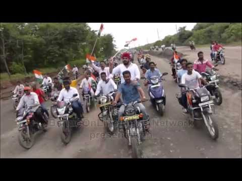 Live footage of Motorcycle Accident during RCMS Rally - 30 09 2016 - BermoOnLine