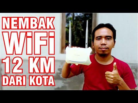 Xxx Mp4 Nembak WiFi Jarak Jauh Dari Kota Sebelah 12 KM 3gp Sex