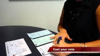 Postal Vote Process