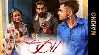 DIL - Song Making || NINJA || BEHIND THE SCENES || New Punjabi Songs 2016 || AMAR AUDIO