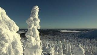 Viaggio in Lapponia. Finlandia
