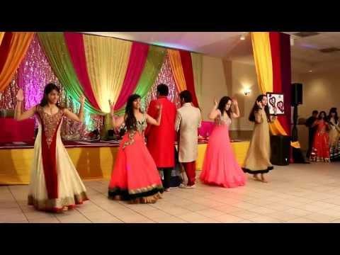 Sonia & Sohil Sangeet Dance Performance