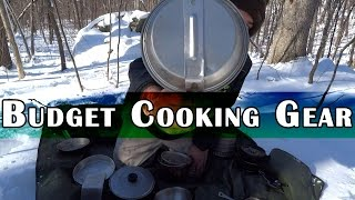 Budget Cooking Gear – How I Shop for Gear – Deranged Survival