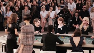 The Story of the Fall-Winter 2015/16 Haute Couture CHANEL show