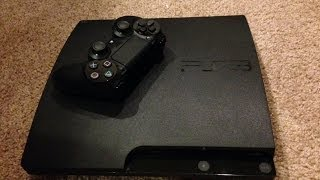 How to use your PS4 controller on a PS3