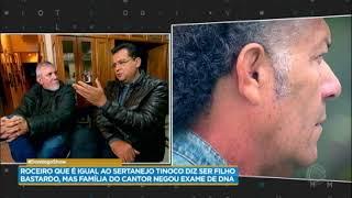Filho biológico de Tinoco não aceita fazer exame para descobrir se Jorge é seu irmão