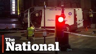 Barcelona van attack kills 13, injures more than 100