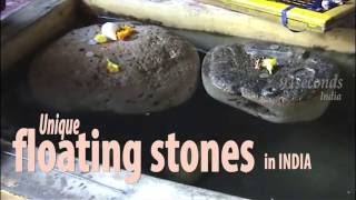 Floating Stones of Ram Setu (Adam's Bridge) -- Rameswaram, Tamilnadu, India