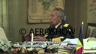 Ion DiCesare - Romanian Ace WWII - Interview From Aeroshow Aviation TV Show