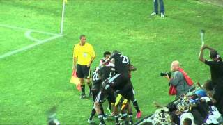 Orlando Pirates vs Bidvest Wits 22 Jan 2011