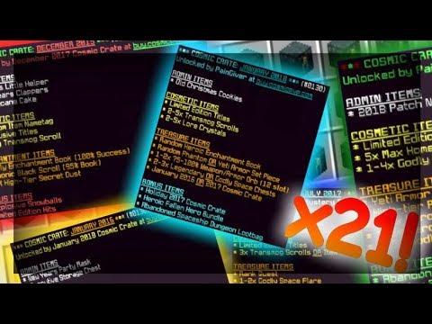 Xxx Mp4 OP 21x CC OPENING SPIRIT RESET CosmicPvP Spirit Ep 1 3gp Sex