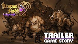 Dragon Nest: Labyrinth - Game Story