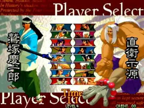 ストリートファイターカーニバル3 14日目「月華の剣士 第2幕」