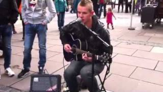 Jake wright- chasing cars cover.