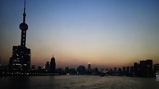 Shanghai Huangpu River Boat Ride, Shanghai, China