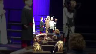Finley singing 2017