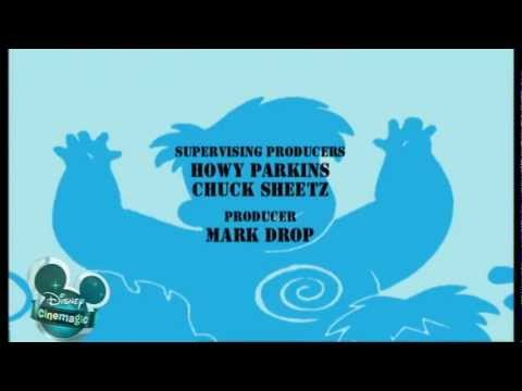 Disney Cinemagic Spain RECESS ALL GROWED DOWN Ending Credits Outro