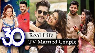Indian TV Couples In Real Life - 30 Best Amazing Celebrity Couple From Indian Television Industry