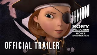 The Swan Princess: A Princess Tomorrow, A Pirate Today OFFICIAL TRAILER