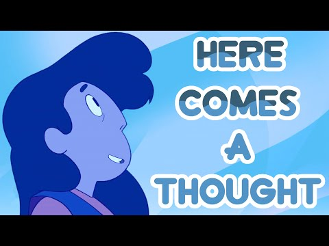Here Comes a Thought Steven Universe Clip Lyrics Mindful Education