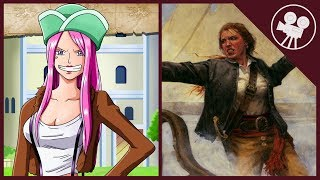 The Real Pirates that Inspired One Piece