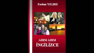 ADIM ADIM İNGİLİZCE SESLİ KİTAP FERHAT YILDIZ