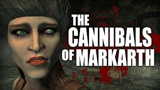 The Full Story of the Cannibals of Markarth - Namira's Coven - Elder Scrolls Skyrim Lore