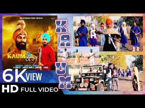 KAUM (Awakened Warriors) || Gurtej Singh || MAYA Productions