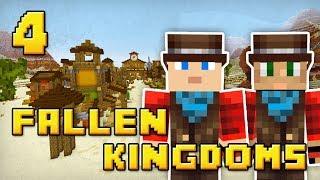 Trop de diamants   FALLEN KINGDOMS : FAR WEST #04