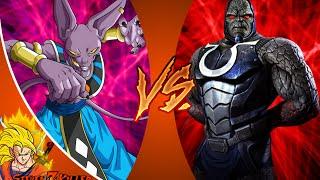 BEERUS vs DARKSEID! Cartoon Fight Club Episode 97 REACTION!!!