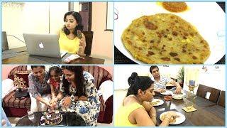 Birthday Dhamaal Vlog - Cooking Mughlai Food in Dinner | Indian Mom On Duty