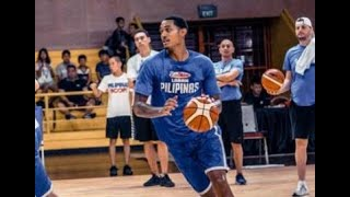 Clarkson takes NBA playoff lessons to Asiad