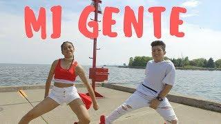 J. Balvin, Willy William - Mi Gente | Dance Video ( Watch in 2.0 speed)
