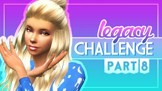 The Sims 4: Legacy Challenge | Part 8 - NEW HOUSE & ENGAGED!?