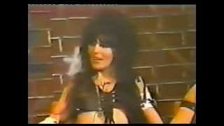 Jaded Lady - Nu Rock Interview 1 - 1986