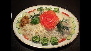 دال چلو افغانی❤ Dal chalaw afghani 😎 чечевица с рисом афгански