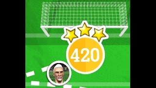 Score! Hero level 420!!! 3 stars