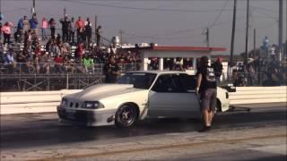 Street Outlaws Chuck Death Trap vs Bird Bros Probe at the Winter Meltdown