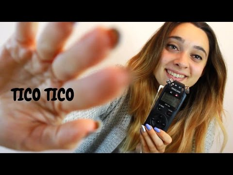 Download MY MOST REQUESTED TRIGGERS 😴 ASMR Tico Tico, Hands Sounds, Tapping
