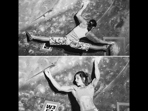 Xxx Mp4 Ashima Shiraishi And Alex Puccio Professional Climbers 日本がクライミングを2020年オリンピック競技に推薦 3gp Sex