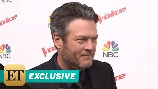EXCLUSIVE: Blake Shelton Is Thrilled Kelly Clarkson & Miley Cyrus Won't Be on 'Voice' Together