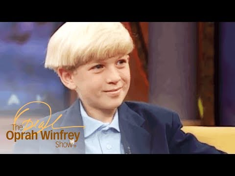 Meet the 10 Year Old Prodigy Already Attending College The Oprah Winfrey Show OWN
