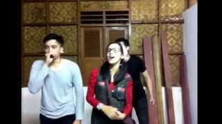 raeshard,selena alesandra & fajargomez (cover lagu anak)part 1