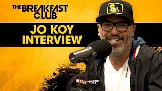 Jo Koy Talks His Netflix Special, Getting Pedicures With Kevin Hart & More