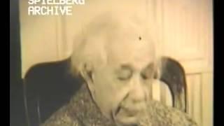 """Documental - """"Entrevista Inédita a Albert Einstein"""""""