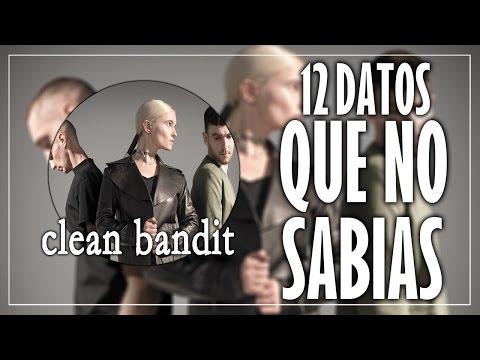 Download Lagu ¿Quiénes $#@! son CLEAN BANDIT? | 12 Cosas que NO SABIAS. MP3