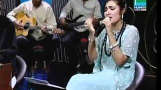 Sur Zindagi Hai -Lagay na mora jiya - Sara Raza.flv